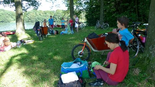 Aemstelhoeve bike camping trip 28