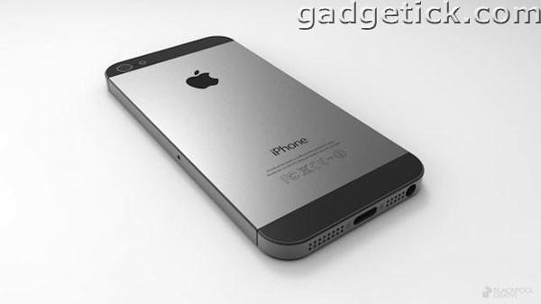 Презентация iPhone 5