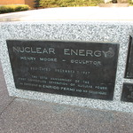 Nuclear Energy Sculpture - Site of Chicago Pile 1 (CP-1)