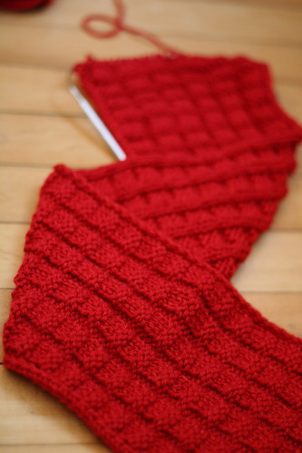 red scarf #6