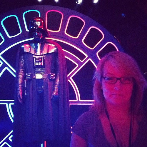Darth Vader and I