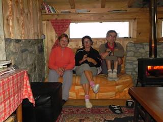 Dans le salon du refuge (1)