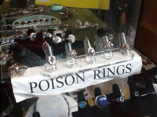 Poison Rings
