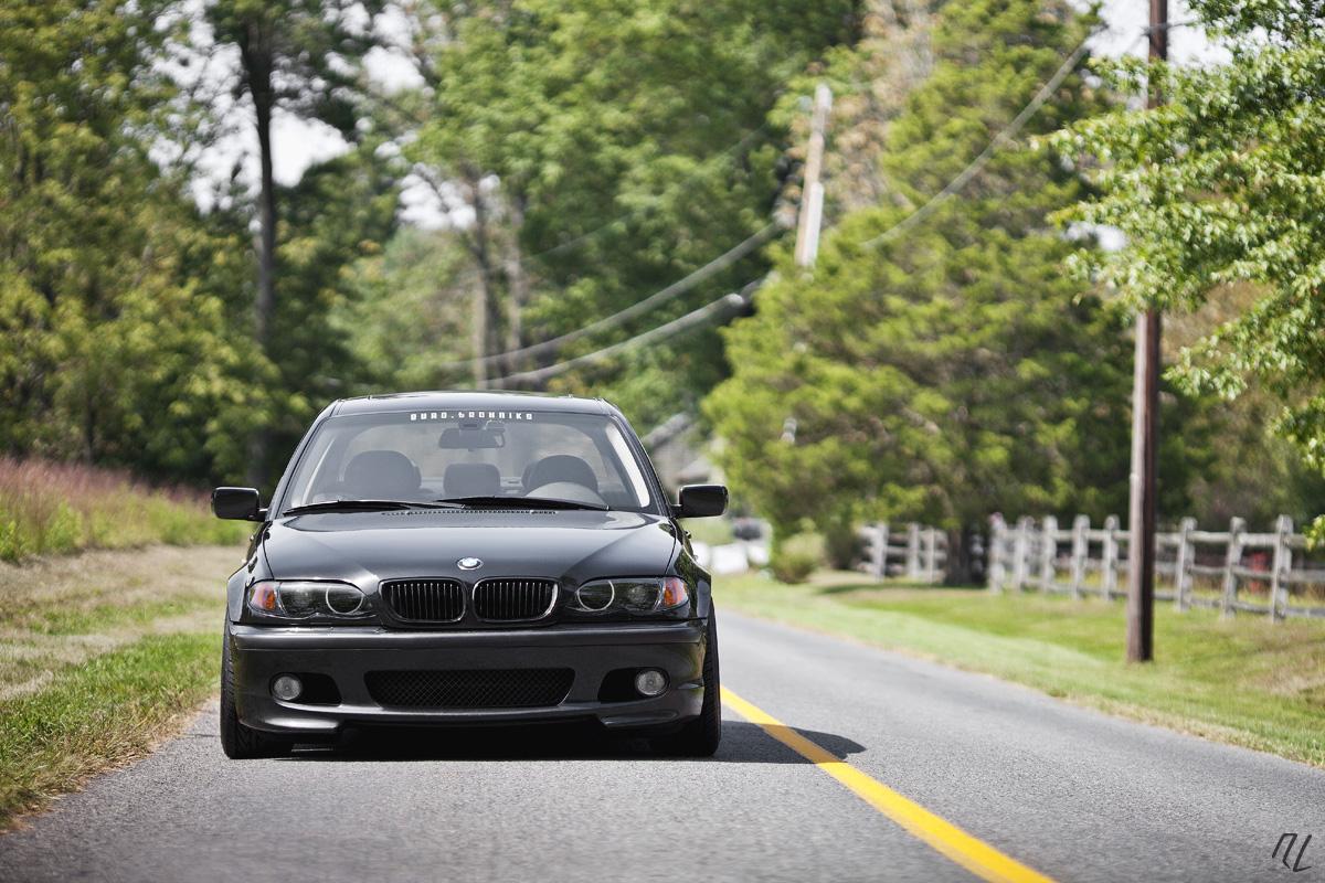 2003 BMW E46 330