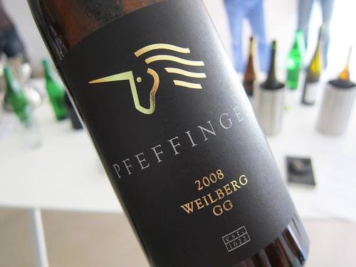 Weingut Pfeffingen Grosses Gewächs 2008