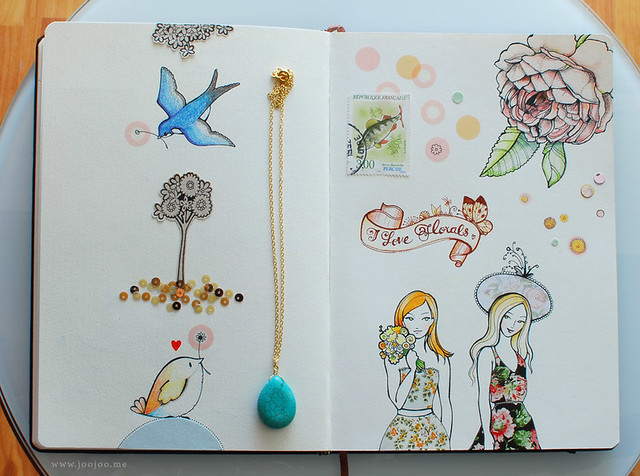 Sketchbook September 2012