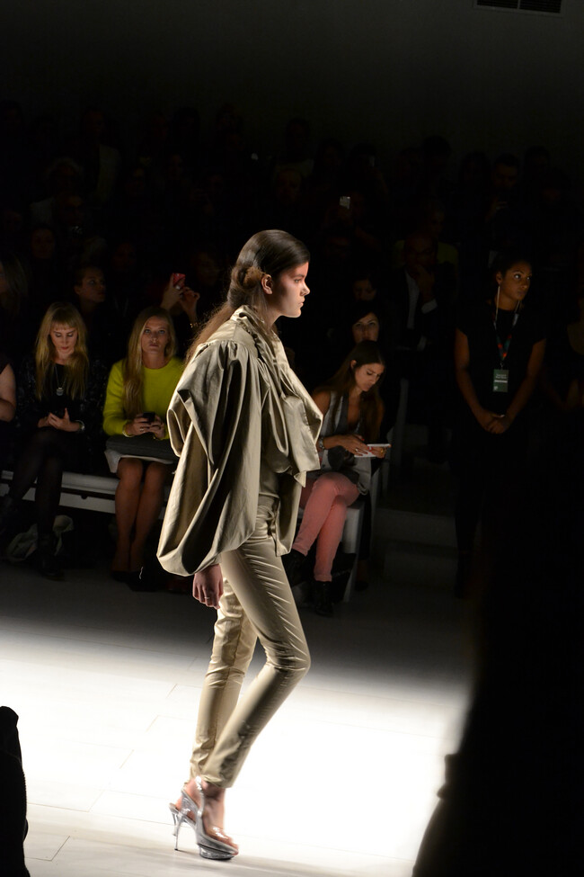 daisybutter - UK Style and Fashion Blog: london fashion week SS13, corrie nielsen florilegium, LFW SS13