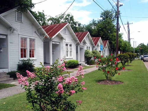 Project Row Houses (courtesy of Greater Houston Convention and Visitors Bureau, via Houston Cultural Map)