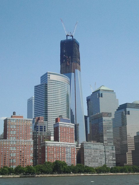 rebuilding the world trade center
