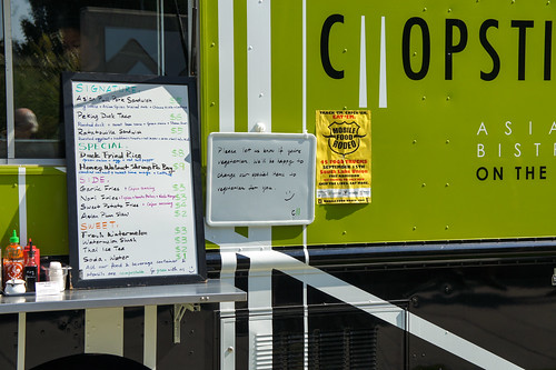 Chopstix food truck