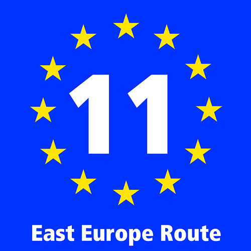 EuroVelo 11 - East Europe Route