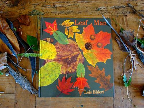 Leaf Man 5
