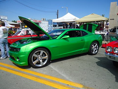 Our festival neighbor's 2011 Camaro