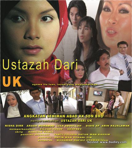 Telemovie Ustazah Dari UK