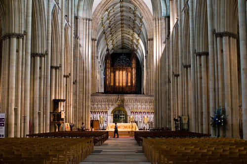 York - Scale of the Nave - 09-17-12
