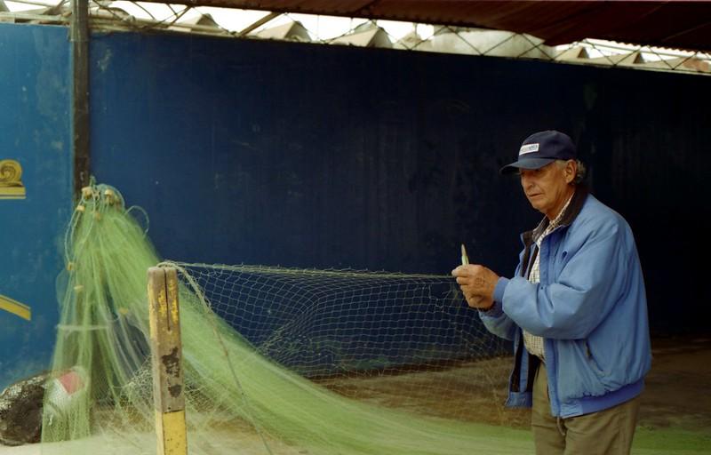 Lima en rollo - Minolta SRT 202