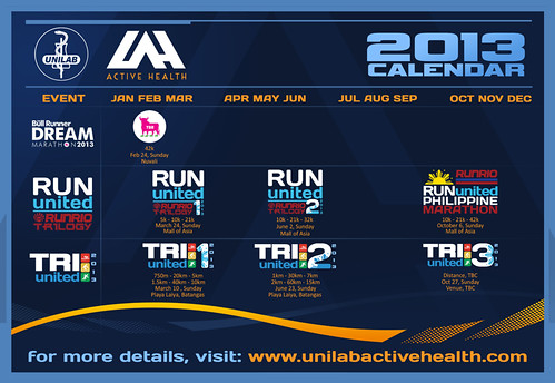 ULAH2013 calendar