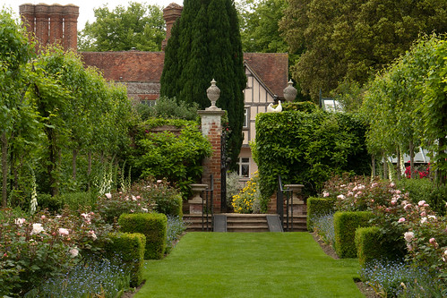 Pashley Manor, East Sussex England