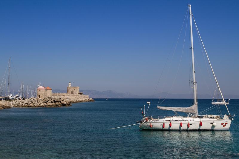 Rhodes | Septembre 2012