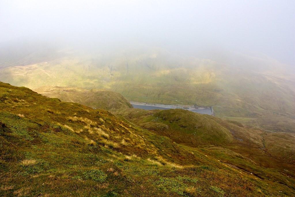 Across Lochan na Lairige