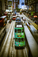 Tram - Oldest forms of Public transport in Hong Kong