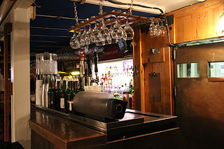 Bar, Mar Vista, Restaurant Review, Longboat Key, FL