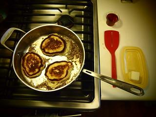 Pancakes Flipped