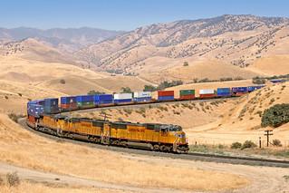 Union Pacific in the Tehachapi Pass