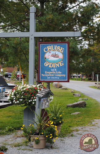 Cruise N Dine Sign