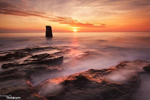 Rangefinder Sunrise by Dave Brightwell