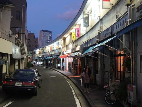 Miyakobashi Market