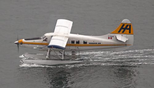 Harbour Air De Havilland Canada DHC-3T Vazar Turbine Otter C-GHAR