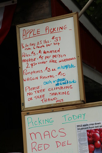 Apple Price List (Yikes!)