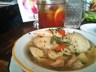 Bubby's Tribeca | Matzo Ball Soup