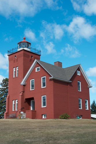 North Shore Trip - Fall 2012 - Two Harbors Lighthouse