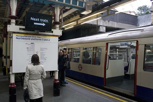 Next train - also the last train