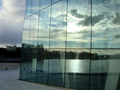 Oslo in reflection