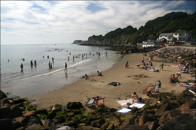 Steephill Cove, Isle of Wight