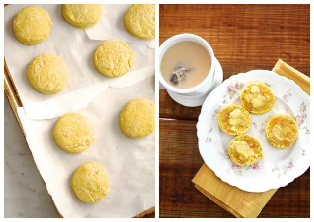 Butternut Squash Biscuits | FoodLovesWriting.com