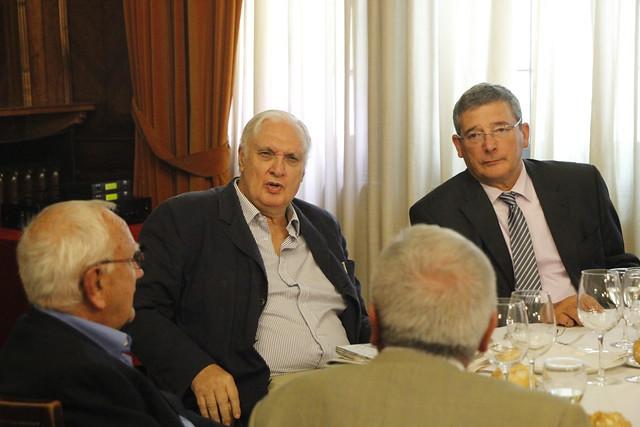 GV Club de Roma con Antton Pérez de Calleja