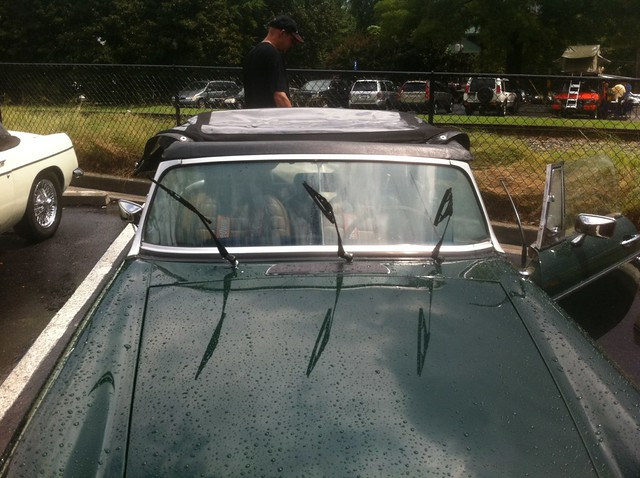How much would it cost to outfit this MG Midget with wipers from Pull-A-Part? Check our super-low prices here! http://ow.ly/e4VCs