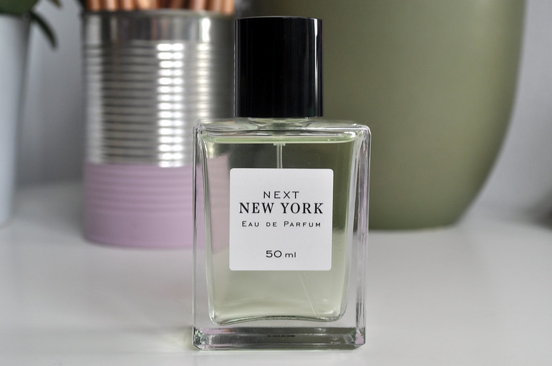 next new york perfume