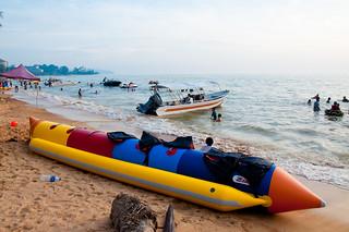 Immagine di Pantai Teluk Kemang Teluk Kemang Beach. color beach