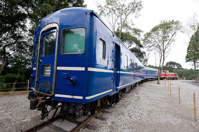 DE10 30 オロネ24 2 オハネフ24 2 - いすみポッポの丘保存車