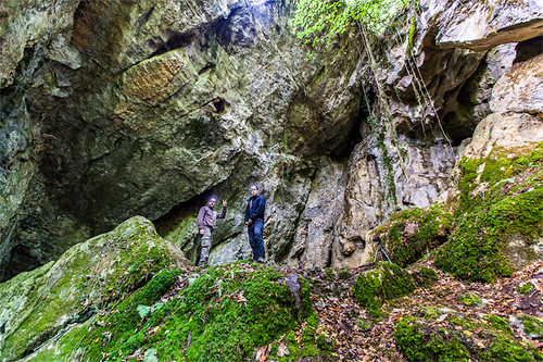 Cuevas de Otxarrate