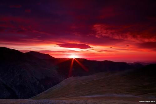usa sunrise colorado estespark rockymountainnationalpark