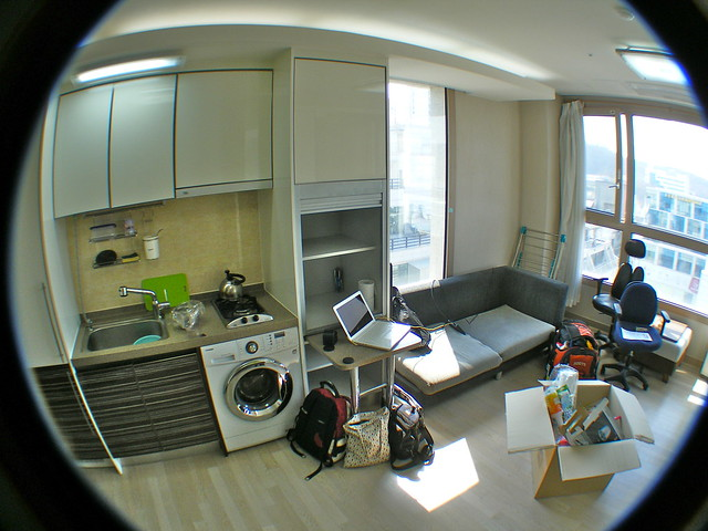 Studio Apartment, Officetel in Korea