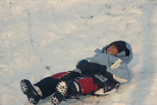 snowyslide, ski