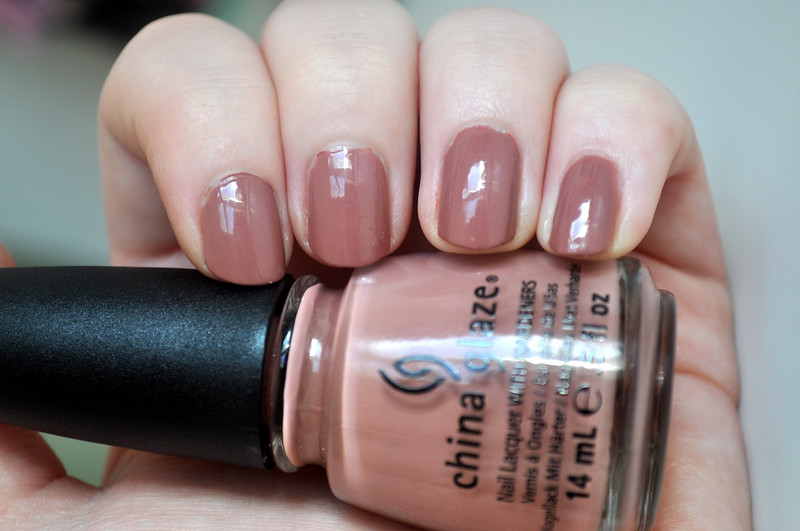 china glaze dress me up nail polish