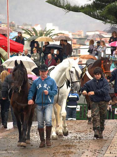 Rainy day at La Matanza